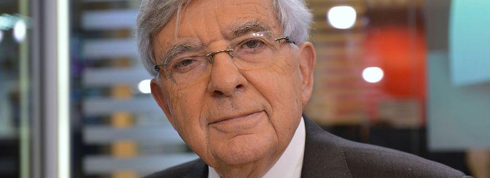"""Jean-Pierre Chevènement a décidé de quitter le Mouvement républicain et citoyen (MRC), dont il était président d'honneur, pour """"reprendre sa liberté"""""""