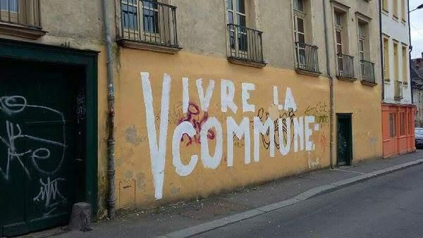 TO LIVE THE COMMUNE - REVOLUTIONNARY EROTIC COMMITTEE