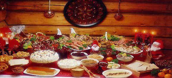 Noël en Europe - Les traditions culinaires de Noël