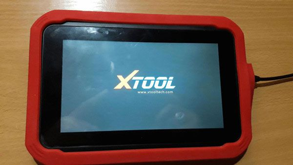 Xtool X100 Pad Stop Booting After System Update Solution