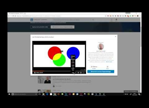 317 - Lancement de la Plateform LINKEDIN LEARNING