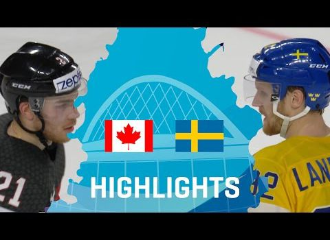 IIHF Worlds 2017 - Canada - Sweden - Gold Medal - 21/05/2017. (2 videos)