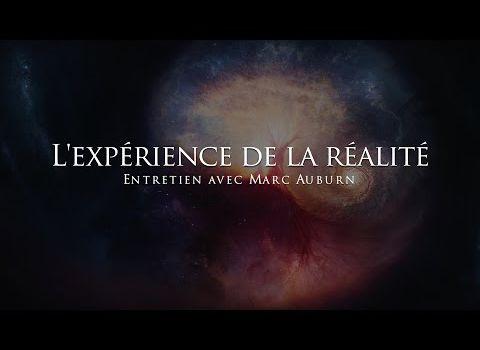 Tistrya, Marc Auburn, L'expérience de la réalité