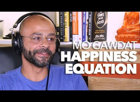 Mo Gawdat, Is there is happiness in algorithm ?