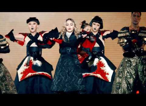 Madonna officialise la date de sortie de son Rebel Heart Tour.
