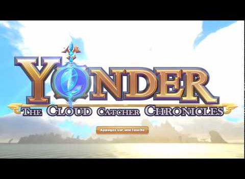 (Mini Test) Yonder the Cloud Catcher Chronicles