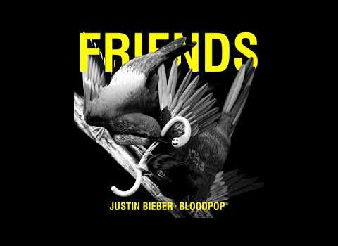 Friends, le nouveau single de Justin Bieber.