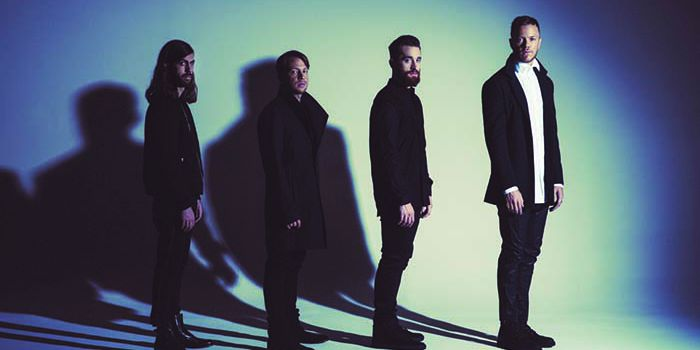 Imagine Dragons offre l'inédit, Whatever It Takes.