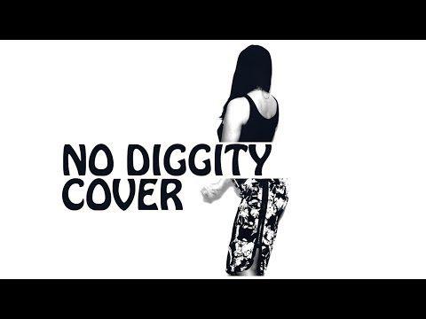 NO DIGGITY Cover - Marianne BP - Bricolage Ponctuel #2
