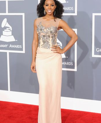 Grammy awards 2012 Fashion: Best dresses
