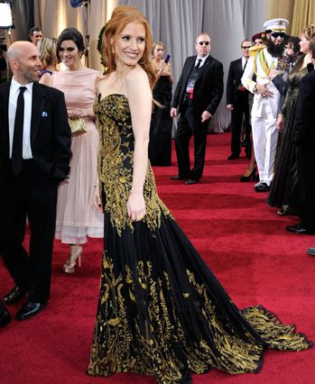 Oscars 2012 Best Red Carpet Dresses!