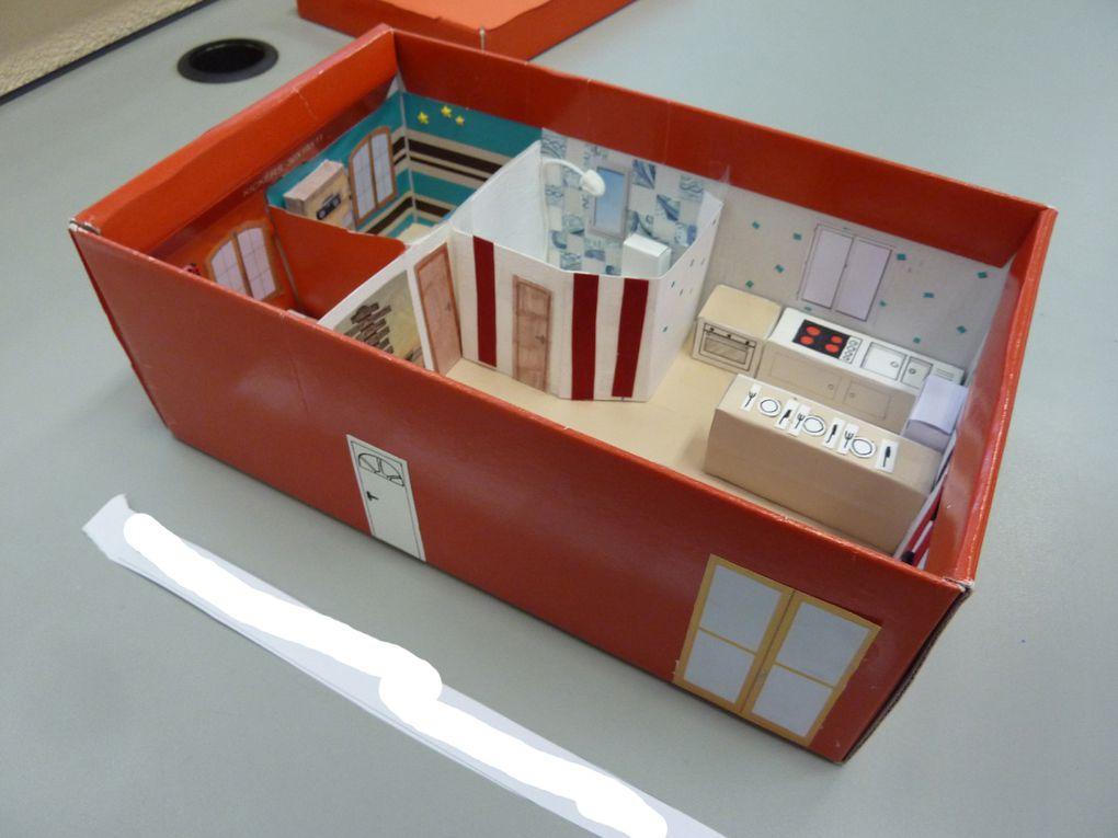 comment fabriquer une maison avec boite a chaussure ventana blog. Black Bedroom Furniture Sets. Home Design Ideas