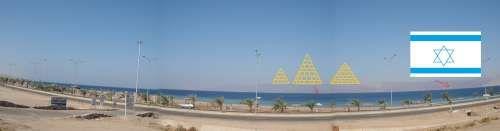 Egypte-Israël-Jordanie