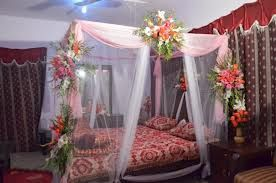 Romantic Wedding Room Decor
