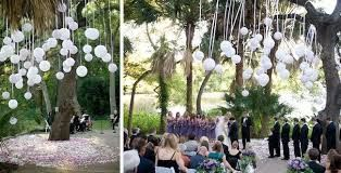 Best Backyard Wedding Decoration