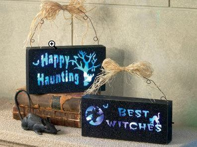 Frightful Halloween decorations for Spooktacular day!