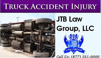 Hire JTB Law Group In Truck Accident Lawsuits
