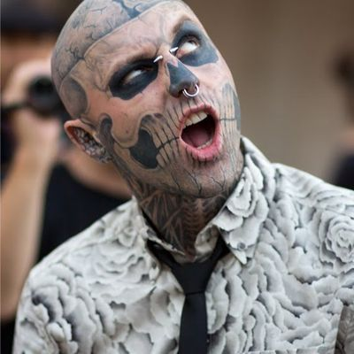yaddy123:  wicked-youth:  Rick genest  marry me
