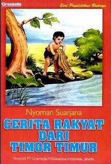 Cerita asal mula pulau Timor