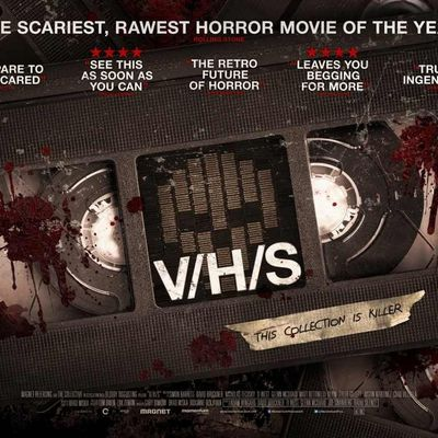 V/H/S (Adam Wingard, David Bruckner, Ti West, Glenn McQuaid, Joe Swanberg, Radio Silence - 2012)