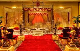 Romantic Contemporary Wedding Decoration