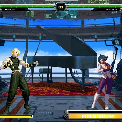 ........ADELHEID BERNSTEIN HD (KOFXIII) COMING SOON