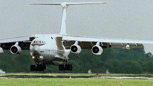 #Nigéria: 1avion russe transportant des armes et...