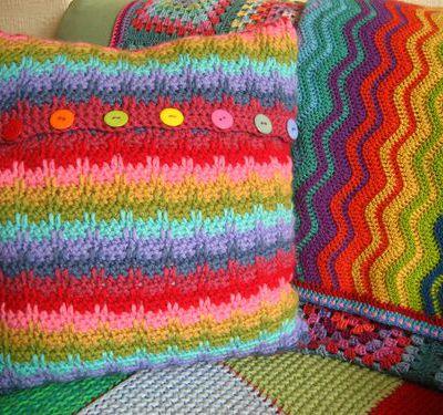 Du crochet, des couleurs...