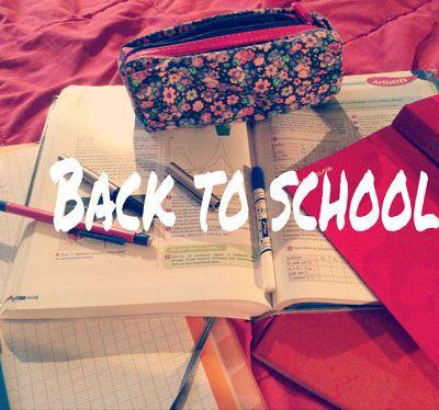 [Back to school] 10 conseils pour bien s'organiser et réussir