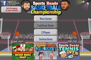 Big Heads Basketball Championship