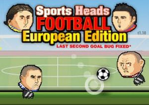 Big Heads Football European Edition