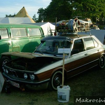 Rust 'n' Roll 2012 - Car Meeting Review pt. 2