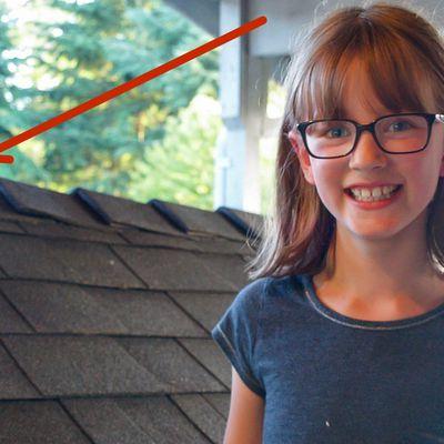 Cette fille de 5 ans achète un sandwich à un sans-abri. 4 ans plus tard? Je suis proche des larmes.
