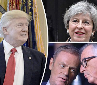 BREXIT || Trump HAILS Brexit as 'very good'