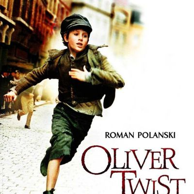 Oliver Twist - The movie poster