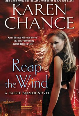 Download eBook: Reap the Wind (Cassandra Palmer #7) ∥ [Karen Chance]