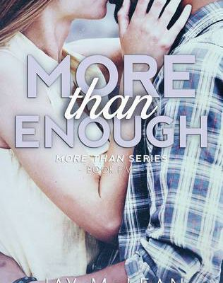 More Than Enough (More Than #5) by Jay McLean