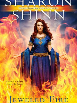 Jeweled Fire (Elemental Blessings #3) by Sharon Shinn
