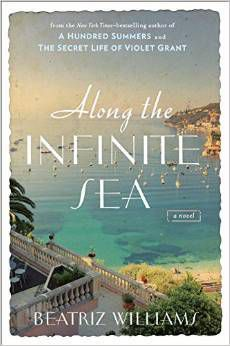 Free Download ⋄✗⋖ Along the Infinite Sea (Schuyler Sisters) by Beatriz Williams
