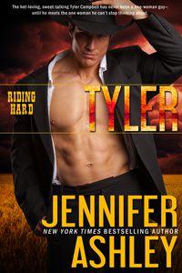 Tyler (Riding Hard #4) by Jennifer Ashley
