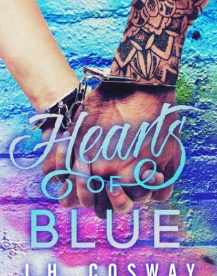 Hearts of Blue (Hearts #4) by L.H. Cosway