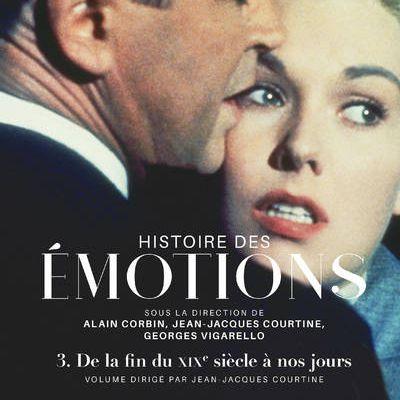 Histoire des émotions, histoire de la conscience