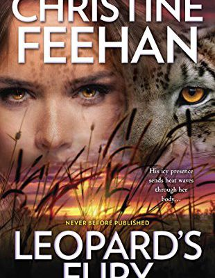 Leopard's Fury (A Leopard Novel) by Christine Feehan
