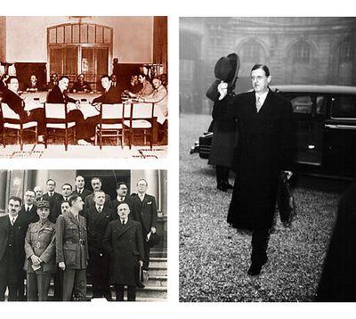3 juin 1944 - De Gaulle chef du gouvernement provisoire