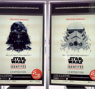 Jour 2 | STAR WARS™ Identities - The Exhibition