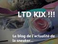 LTD KIX : Sneakers, Sneakers addict, sneaker, Air jordan, Nike, New Balance, Puma, Reebok, Vans, Bape, Faguo, Feiyue, série limitée, tier 0, consortium, nike sb, nike dunk, asics gel lyte 3, a Bathing ape, Colette, the Hundreds, Supra