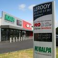 Sarl LEROOY route de Broglie à BERNAY