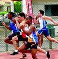 Eveil Mendois Athlétisme