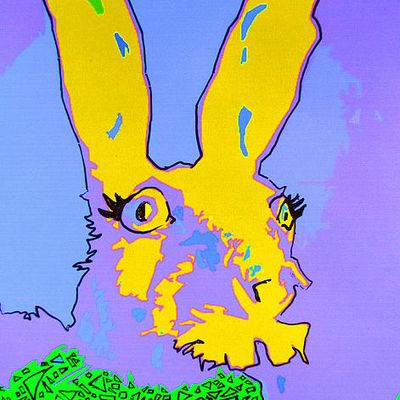 "New artwork for sale! - ""RABIT"" -..."