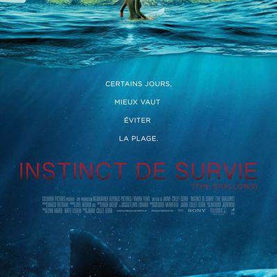 """Instinct de survie [par Al Graspone] (Les """"Dents de la mer"""" du pauvre?)"""
